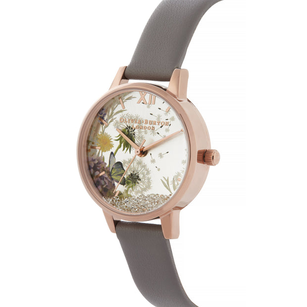 Olivia Burton The Wishing Watch Rose Gold 30 mm Women's Watches OB16SG02-Olivia Burton-COCOMI Australia