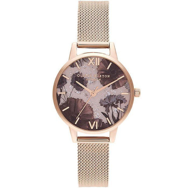 Olivia Burton Celestial  Pale Rose Gold Women's Watch (OB16SP21)
