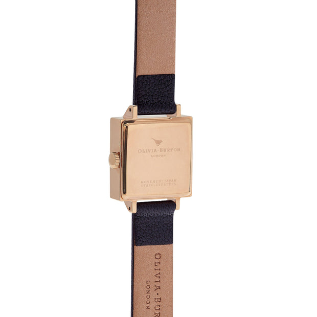 Olivia Burton Vintage Bow Rose Gold 22.5 mm Women's Watches OB16VB03-Olivia Burton-COCOMI Australia