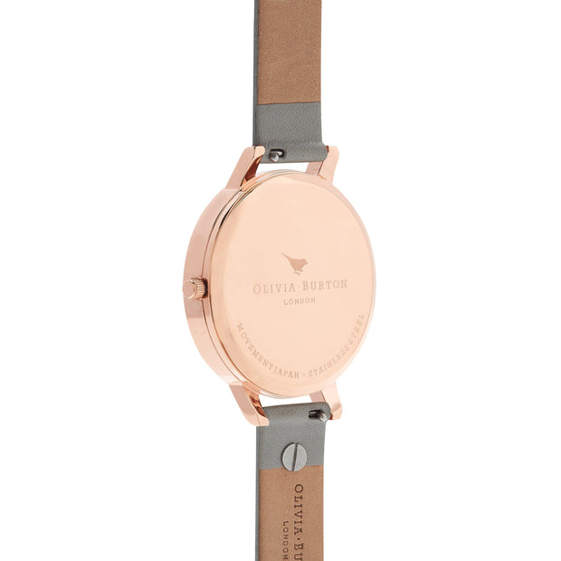 Olivia Burton Vintage Bow Rose Gold 38 mm Women's Watches OB16VB06-Olivia Burton-COCOMI Australia