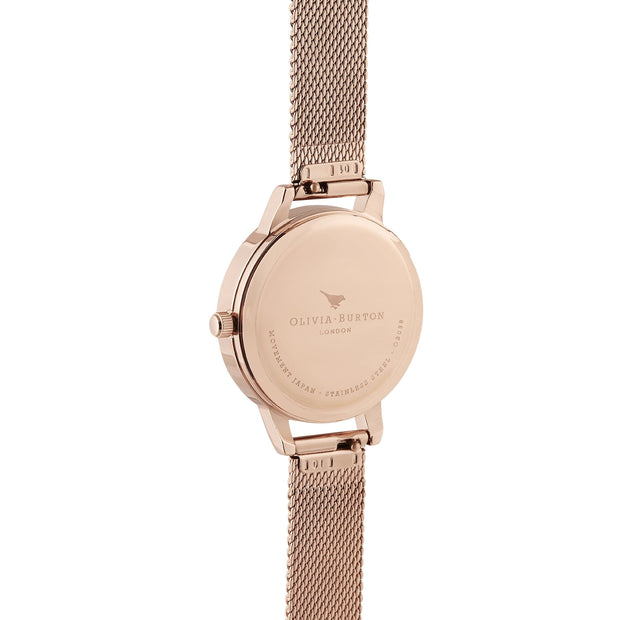 Olivia Burton Illustrated Animals Rose Gold 30 mm Women's Watches OB16WL76-Olivia Burton-COCOMI Australia