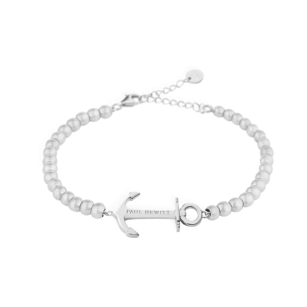 Paul Hewitt Bracelet Anchor Spirit Steel Stainless Steel One Size  (39 - 44 cm) Women's AccessoriesPH-ABB-S-S-Paul Hewitt-COCOMI Australia