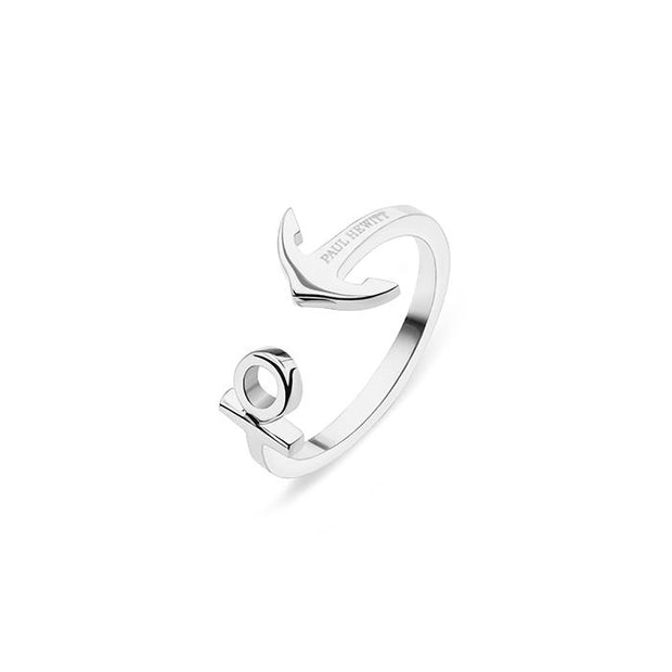 Paul Hewitt Ring ANCUFF Stainless Steel Women's Accessories PH-FR-ARi-S-54
