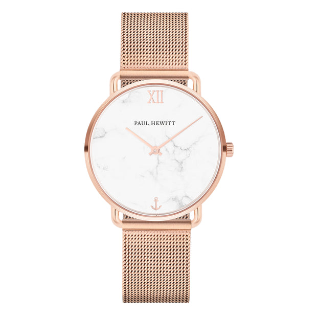 Paul Hewitt Miss Ocean Line Rose Gold 33 mm Women's Watches PH-M-R-M-4S-Paul Hewitt-COCOMI Australia