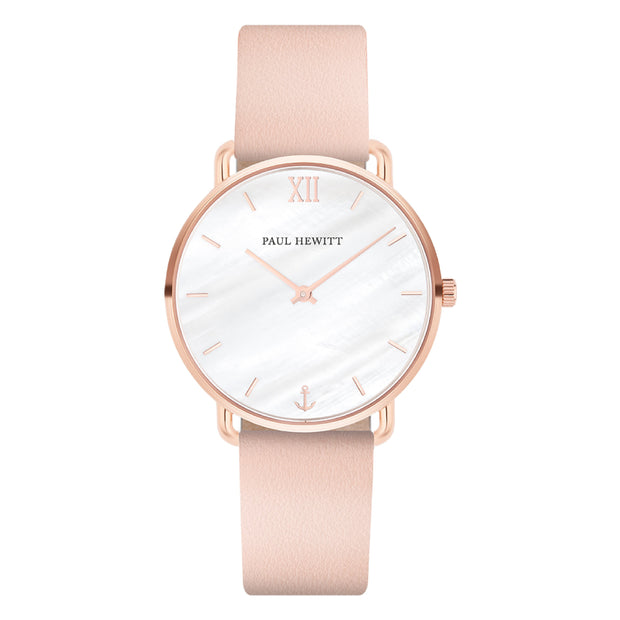 Paul Hewitt Miss Ocean Line Rose Gold 33 mm Women's Watches PH-M-R-P-30S-Paul Hewitt-COCOMI Australia