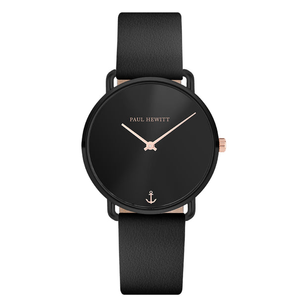 Paul Hewitt Miss Ocean Line Black 33 mm Women's Watches PH-M-B-BS-32S-Paul Hewitt-COCOMI Australia