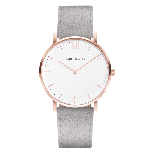 Paul Hewitt Sailor Line Rose Gold 39 mm Unisex Watches PH-SA-R-Sm-W-37S-Paul Hewitt-COCOMI Australia