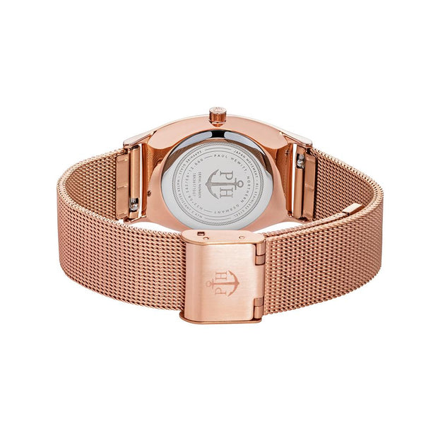 Paul Hewitt Modern Edge Line Rose Gold 30 mm Women's Watches PH-T-R-BS-4S-Paul Hewitt-COCOMI Australia