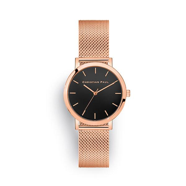 Christian Paul Rose Rose Gold 35 mm Unisex's Watches RBR3519 - Christian Paul