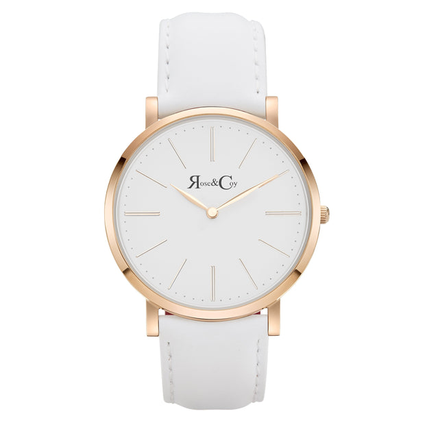 Rose & Coy Pinnacle Rose Gold 40mm Unisex's Watches RC0201