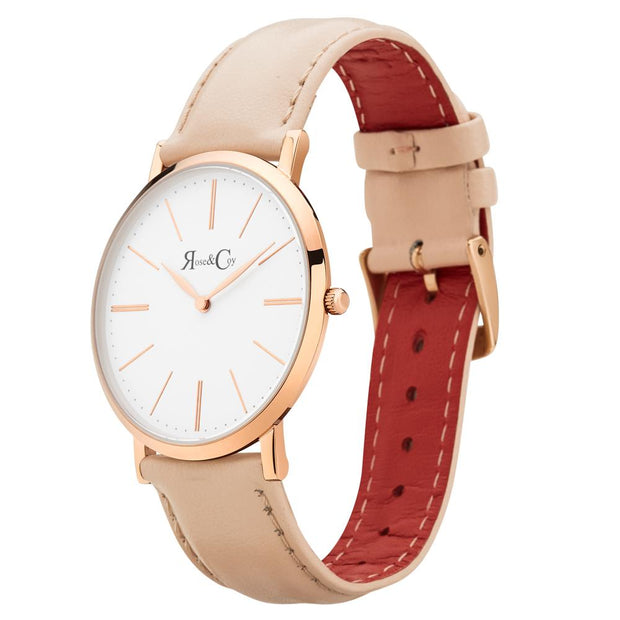 Rose & Coy Pinnacle Rose Gold 40mm Women's Watches RC0301-Rose&Coy-COCOMI Australia