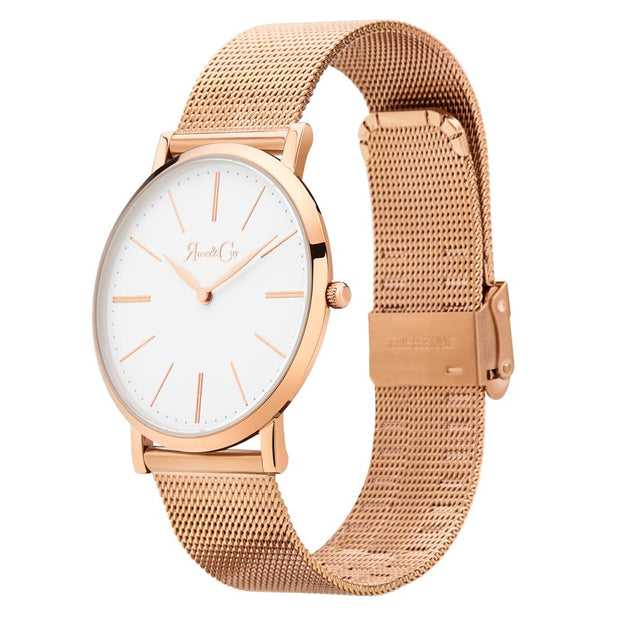 Rose & Coy Pinnacle Rose Gold 40mm Women's Watches RC0901-Rose&Coy-COCOMI Australia