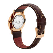 Rose & Coy Mini Pinnacle Rose Gold 34mm Unisex's Watches RCM0601