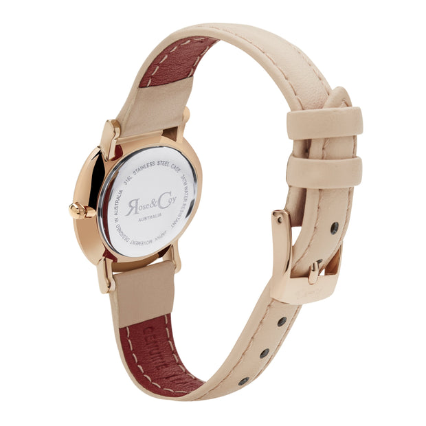Rose & Coy Petite Pinnacle Rose Gold 30mm Women's Watches RCP0301-Rose&Coy-COCOMI Australia