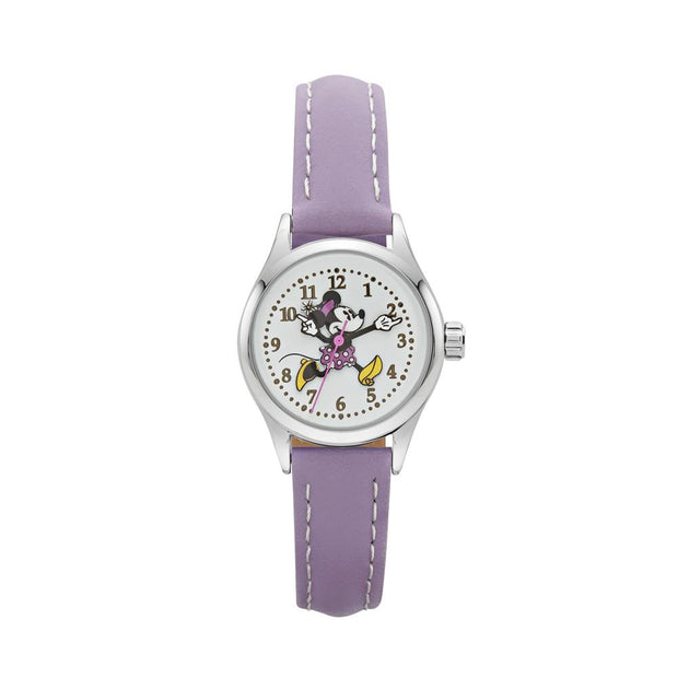Disney Petite Silver 25 mm Women's Watches TA56711 - Disney