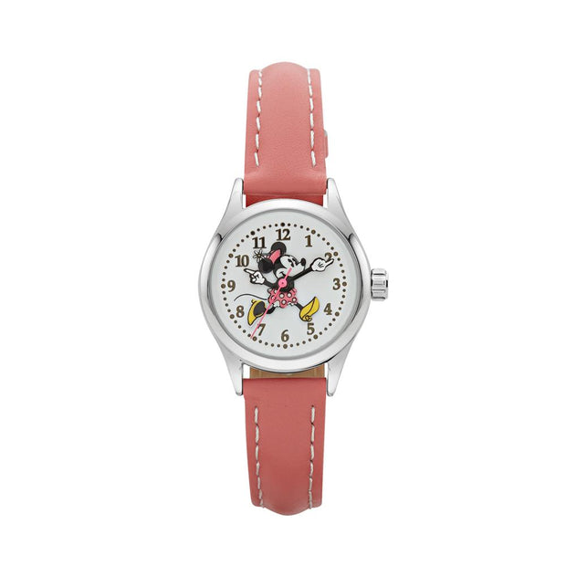 Disney Petite Silver 25 mm Women's Watches TA56712 - Disney