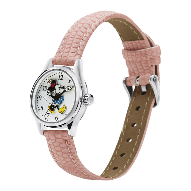 Disney Petite Silver 25 mm Women's Watches TA56723 - Disney