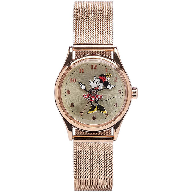 Disney Original Rose Gold 34 mm Women's Watches TA56910 - Disney