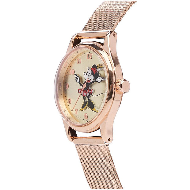 Disney Original Rose Gold 34 mm Women's Watches TA56910 - COCOMI Australia