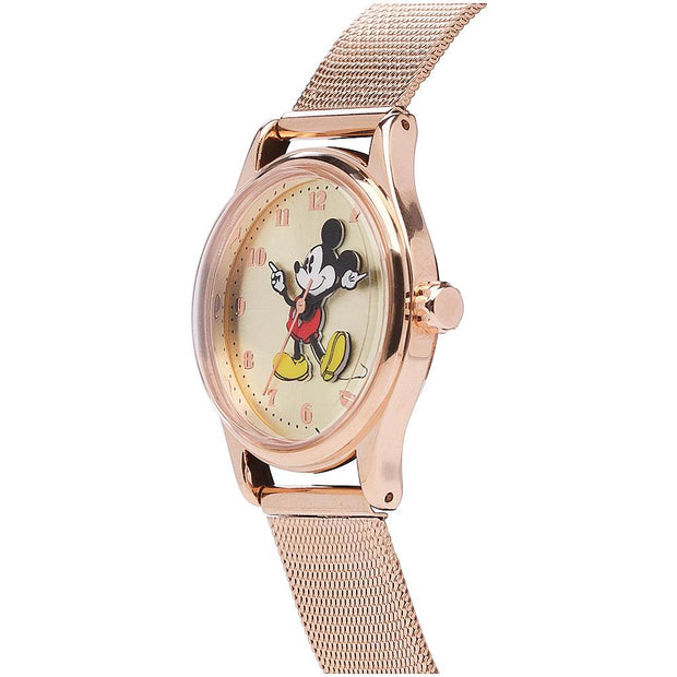 Disney Original Rose Gold 34 mm Women's Watches TA56960 - Disney