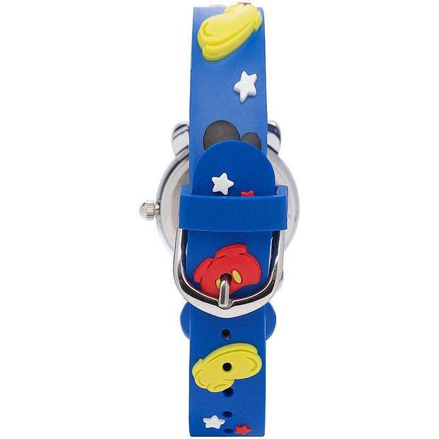 Disney Mickey Junior Silver 26 mm Kid's Watches TA64010 - Disney