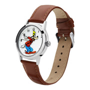 Disney Bold Silver 35 mm Unisex's Watches TA75302 - Disney