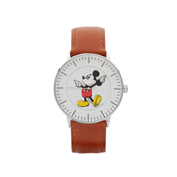 Disney Formal Silver 40 mm Women's Watches TA77304 - Disney