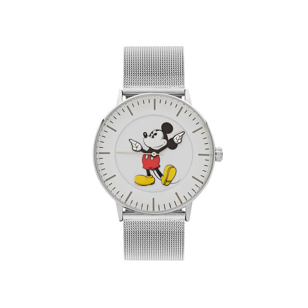 Disney Formal Silver 40 mm Women's Watches TA77307 - COCOMI Australia