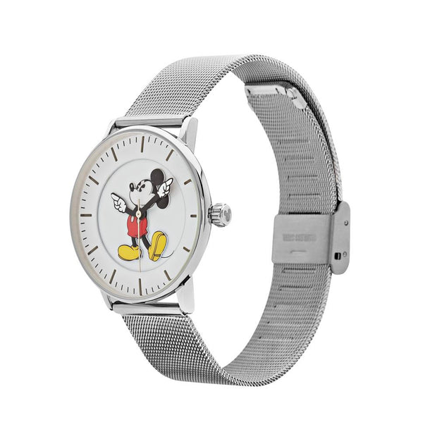 Disney Formal Silver 40 mm Women's Watches TA77307 - Disney
