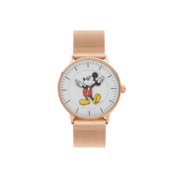 Disney Formal Rose Gold 40 mm Women's Watches TA77357 - Disney