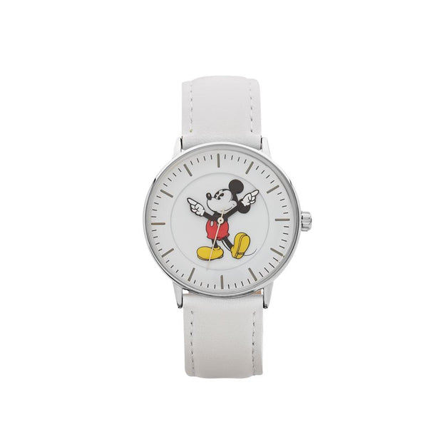 Disney Formal Silver 36 mm Unisex's Watches TA78402 - Disney