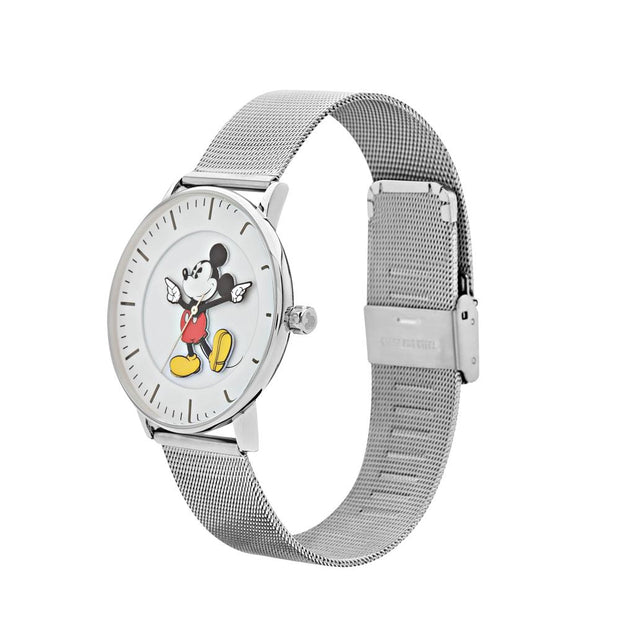 Disney Formal Silver 36 mm Women's Watches TA78407 - Disney