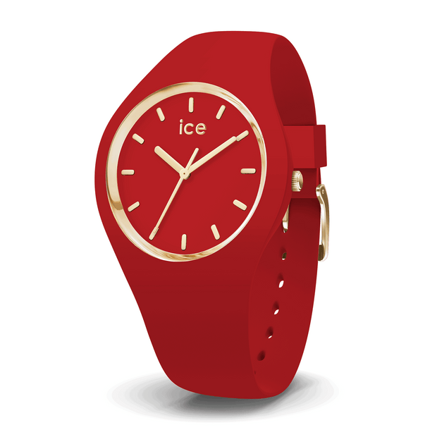 ICE WATCH Glam Colour Red Medium 3H-COCOMI Australia