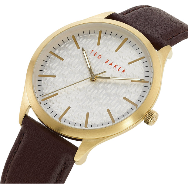 Ted Baker Manhatt Brown Watch-COCOMI Australia