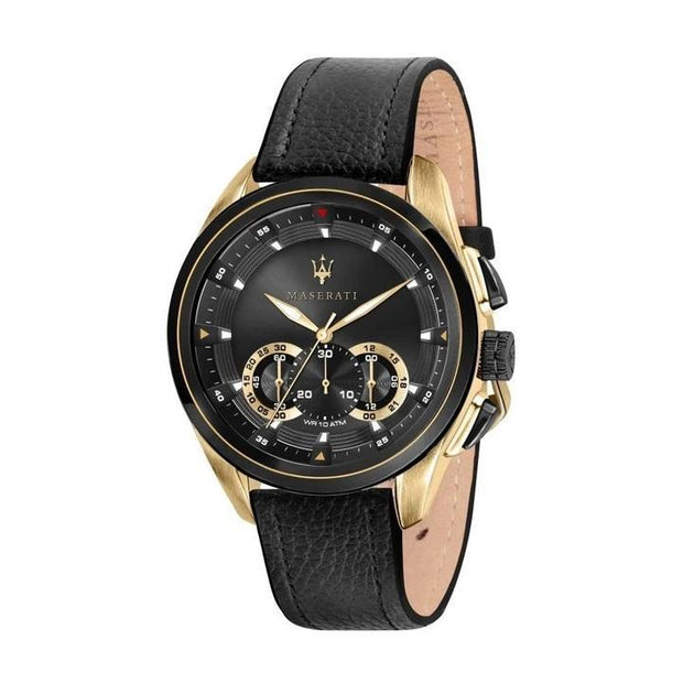 TRAGUARDO 45mm Black Watch-COCOMI Australia