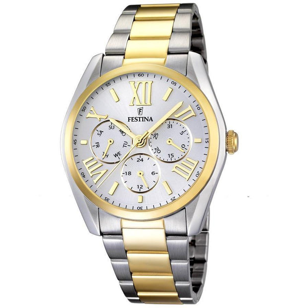 Festina Boyfriend Two Tone Watch-COCOMI Australia