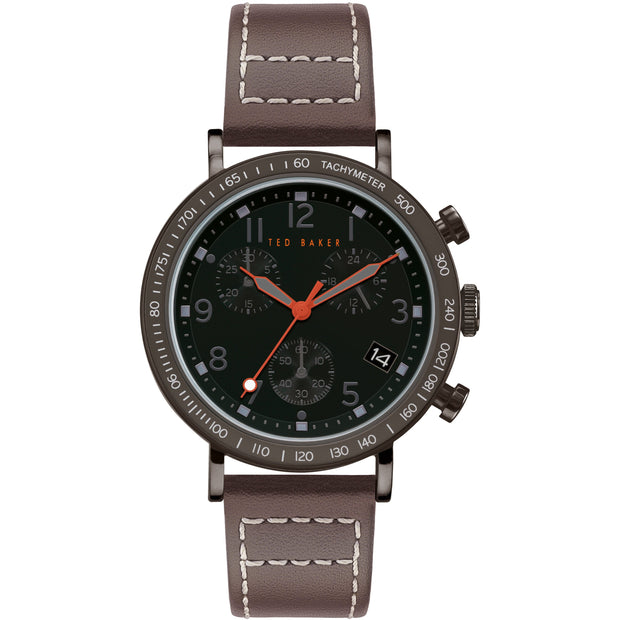 Ted Baker Marteni Brown Watch-COCOMI Australia