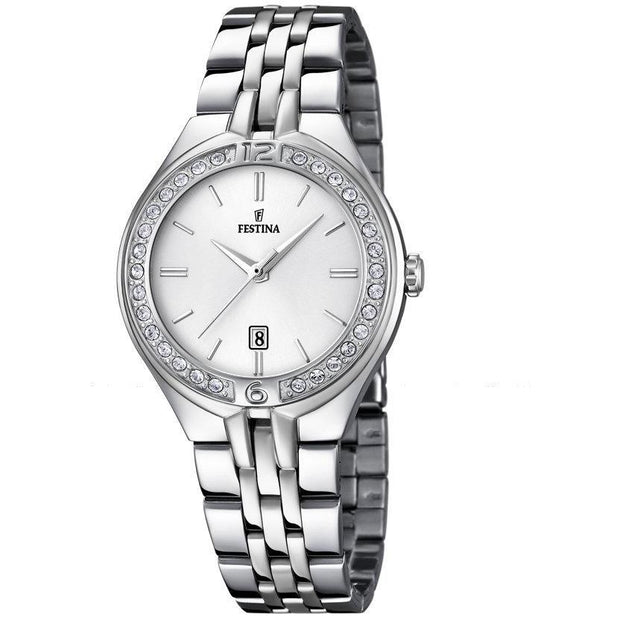 Festina Mademoiselle Silver 30 mm Women's Watches F16867/1 - Festina