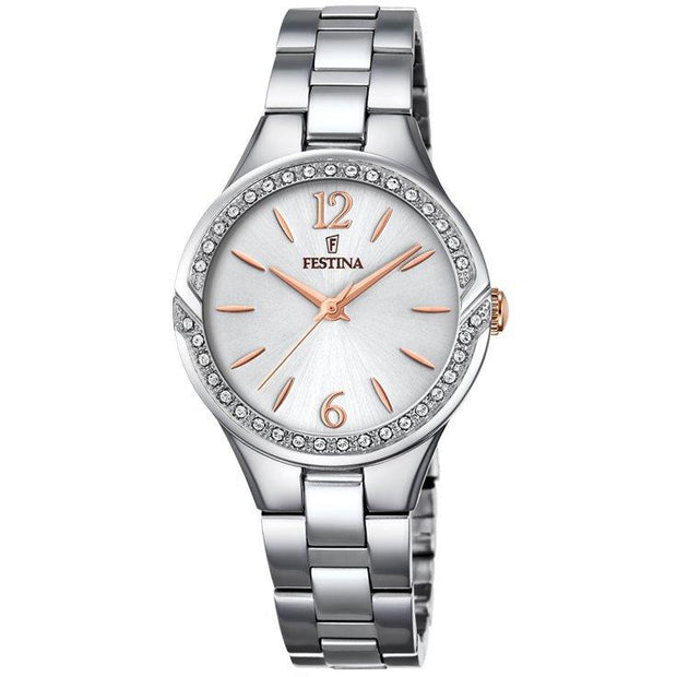 Festina Mademoiselle Circonite 28.5mm Watch-COCOMI Australia
