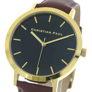 Christian Paul Raw Star Gold 43 mm Women's Watches RBG4309 - Christian Paul