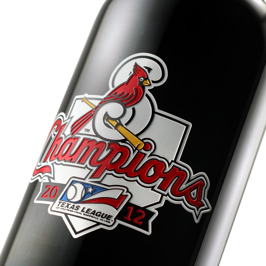 Championship Wine for Baseball and all sports
