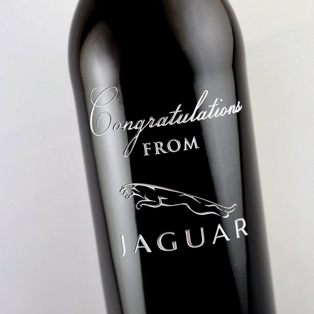 Custom Wine Gifts for Car Buyers