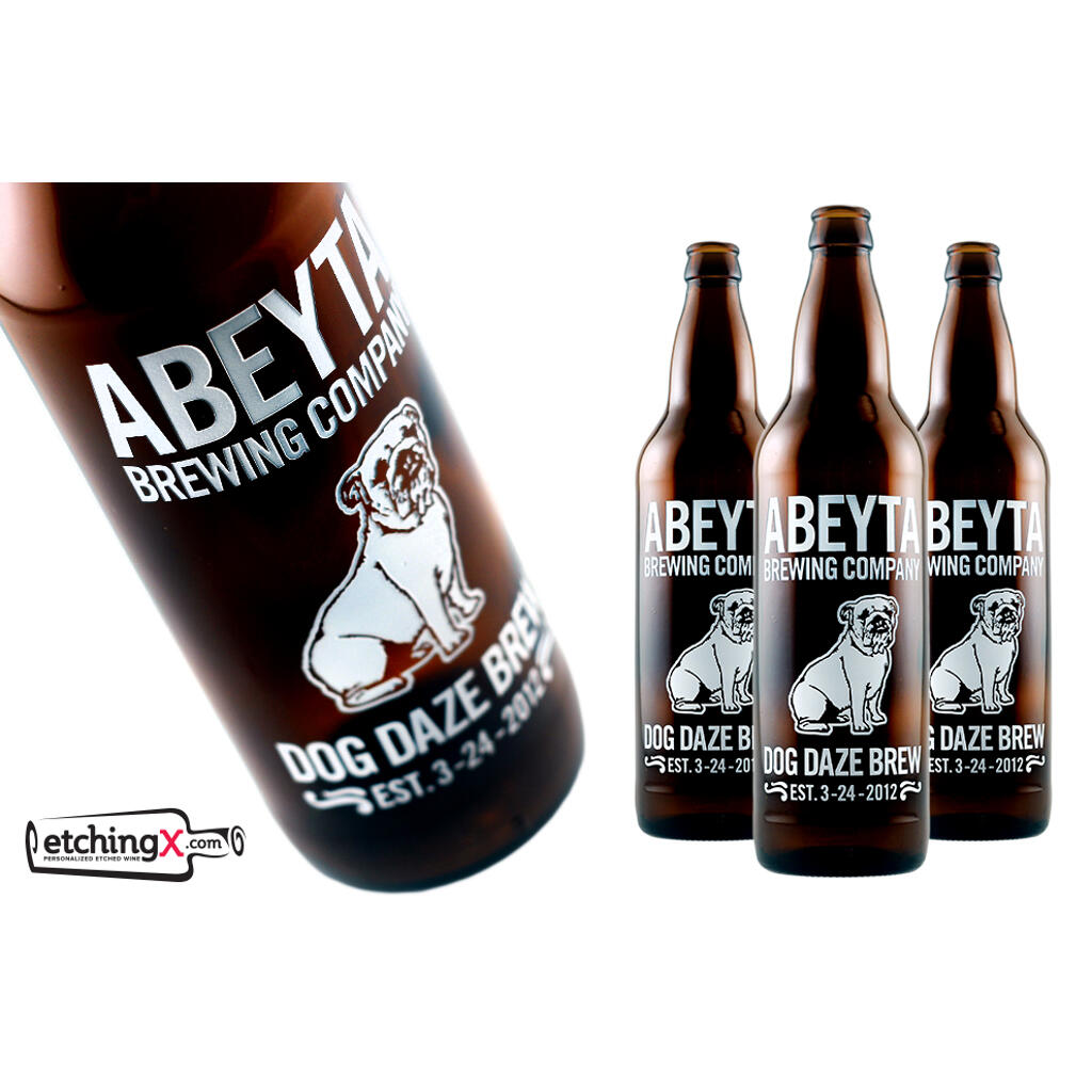 Personalized Beer | EtchingX