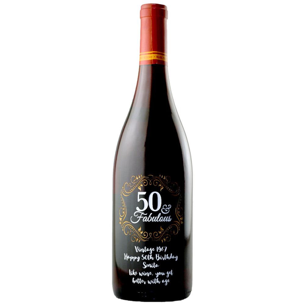 Mark West Pinot Noir Fifty and Fabulous