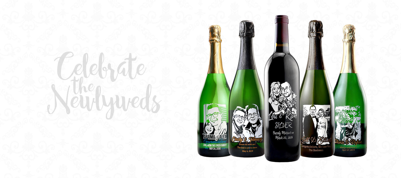 Personalized Gifts Engraved Wine Bottles Etchingx