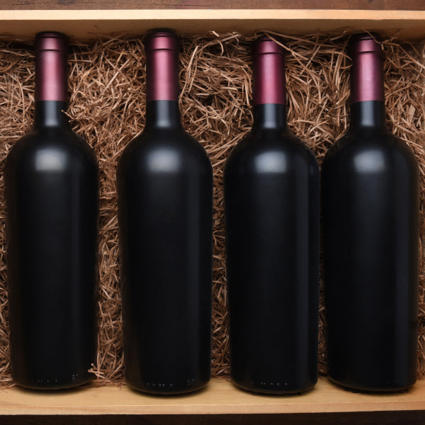 Personalized Etched and Labeled Magnum Wine Bottle Gifts | EtchingX