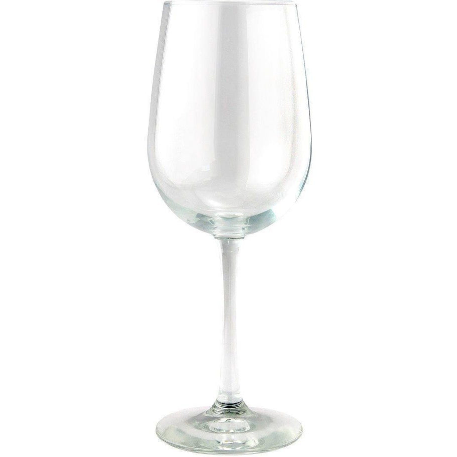 Red Wine Glass - Wedding Party