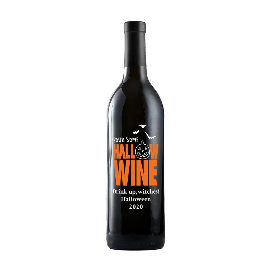 Red Wine - Pour Some Hallow-wine