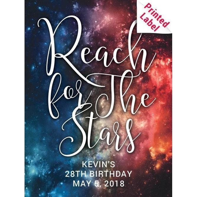Reach for the Stars Label
