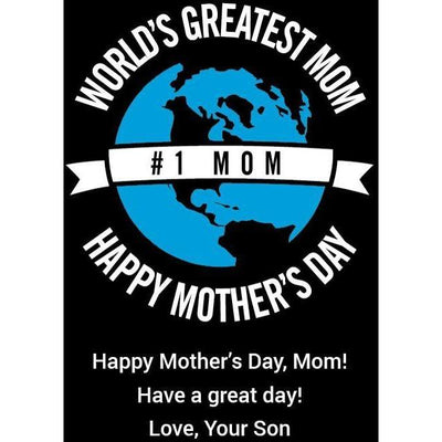 Growler - World's Greatest Mom